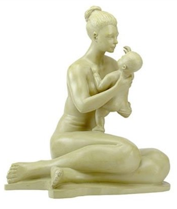 poems about death of a child. Mother and Child Staute Buy at