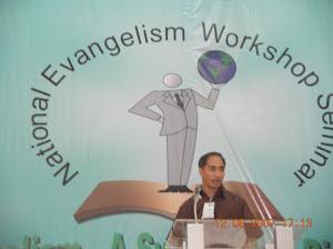 EVANGELISM SUCCESS STORY