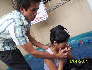 Nov.4 BAPTISM