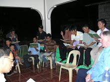 BRO. PAUL HOLDS BIBLE STUDY IN BULIHAN, ROSARIO, BATANGAS, JULY 7