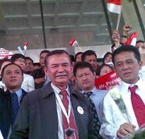 Chandra M Hamzah - Bibit S Riyanto wakil KPK ditahan Polri