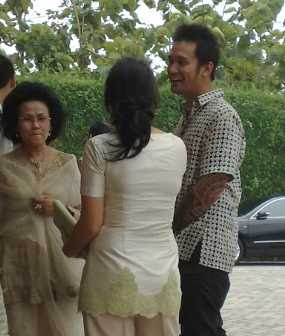 Tora Sudiro dan Mieke Amalia selingkuh hidup serumah