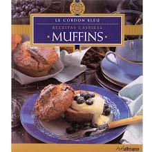 Receitas Caseiras de Muffins - Le Cordon Bleu