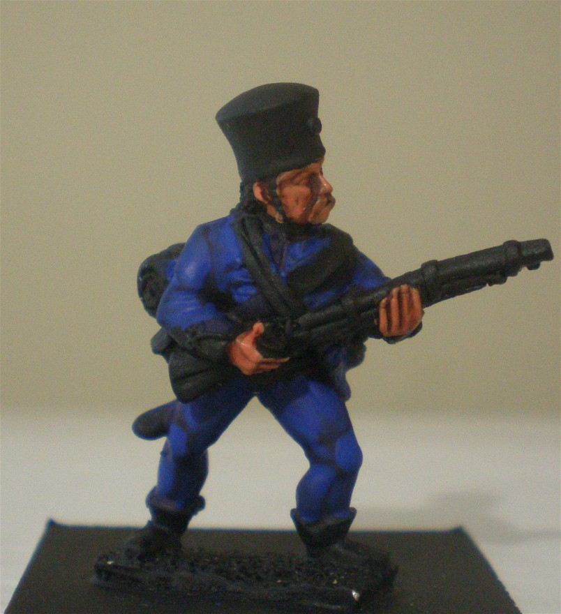 15mm paint shack: How to Paint Austrians syw Carlstadt Szluiner ...
