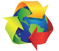 Logotipo reciclado