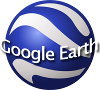 Logotipo de Google Earth