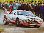 Rally Grupo B Lancia Rally 037 de Bernardo Cardin.
