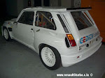 Rally Grupo B Renault 5 Maxi Turbo de Gerard De la Casa