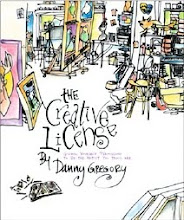 danny gregory creative license
