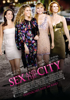 Sex An The City German Poster
