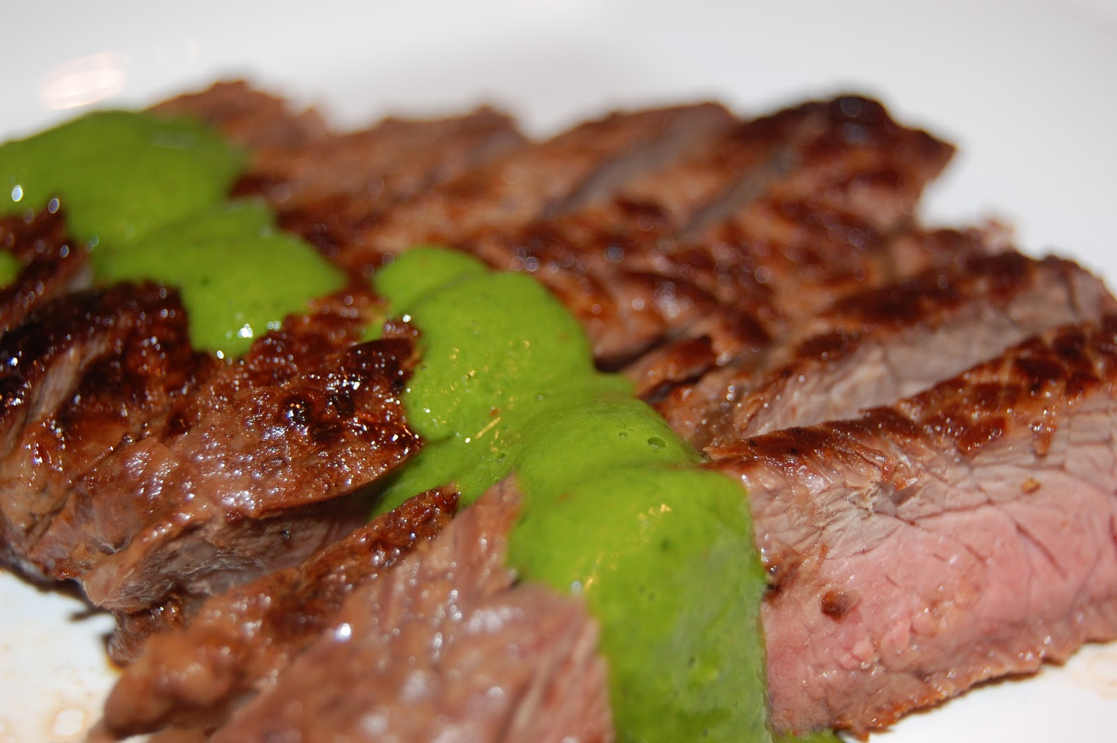 Steak Chimichurri Recipe — Dishmaps