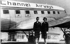 Who wanted to be an Air Hostess from Portsmouth Airport?