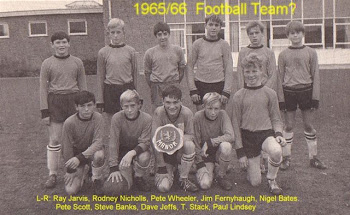 Sent by Dave is this the 1965/66 Manor Court Football Team?