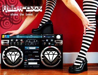 DJ-SET: Yo! Shakers - Rubyroxx detona fundamento jogativo em DJ-set pra lá de inspirador