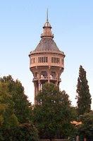 Water tower, Margaret Island, Budapest