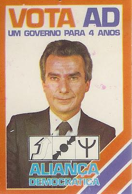 Sá Carneiro - Aliança Democrática