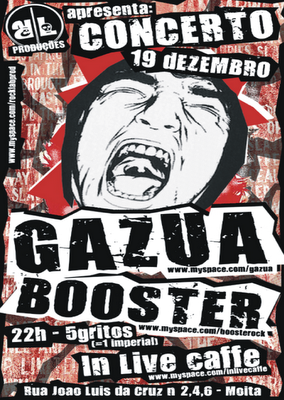 Gazua + Booster