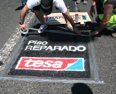Reparação de Pavimento