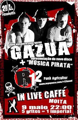 Gazua + R12