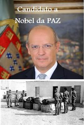 Santos Silva Nobel da Paz
