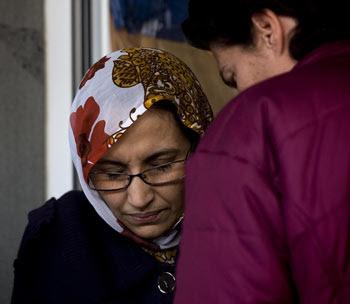 Aminetu Haidar 29º dia em greve de fome