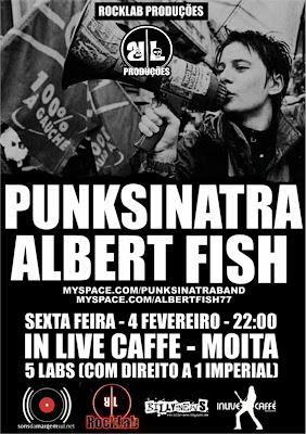 PunkSinatra + Albert Fish