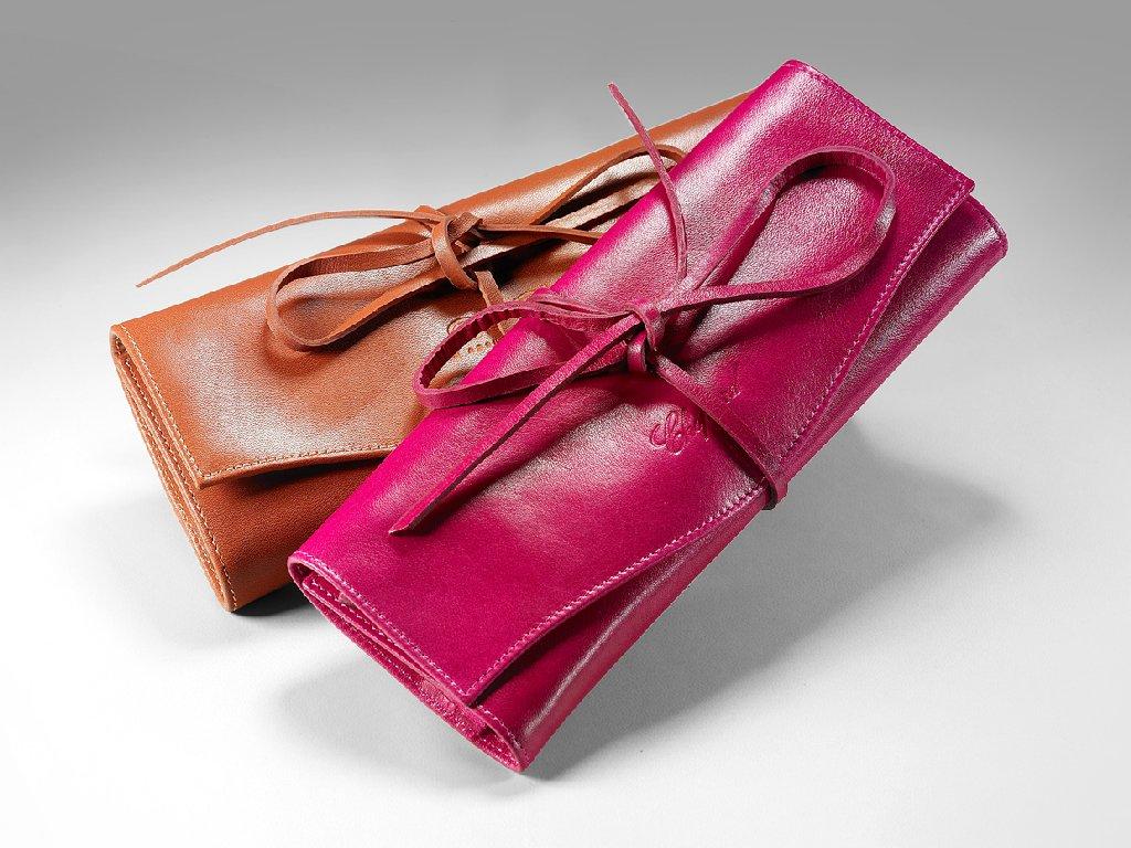 Cr ation de produits maroquinerie bagagerie ecrin for Trousse de couture en cuir