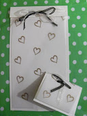 Heart Invitation Set