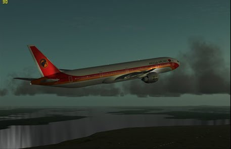 PSS B777-300ER texture FS9