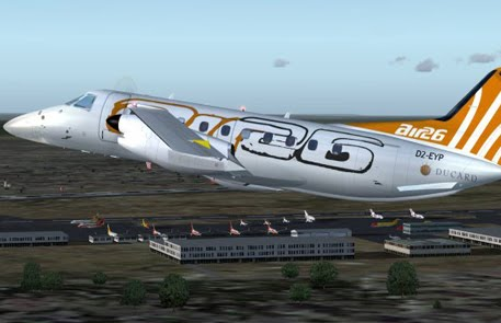 OSS Embraer 120 Air26 FS9 only