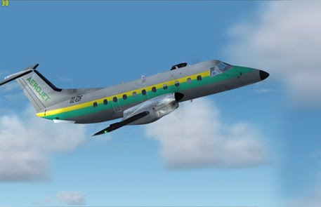 OSS Embraer 120 Aerojet FS9 only