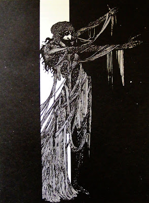 illustration by Harry Clarke bruita
