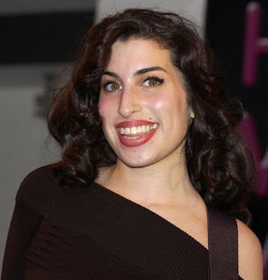 amy winehouse young