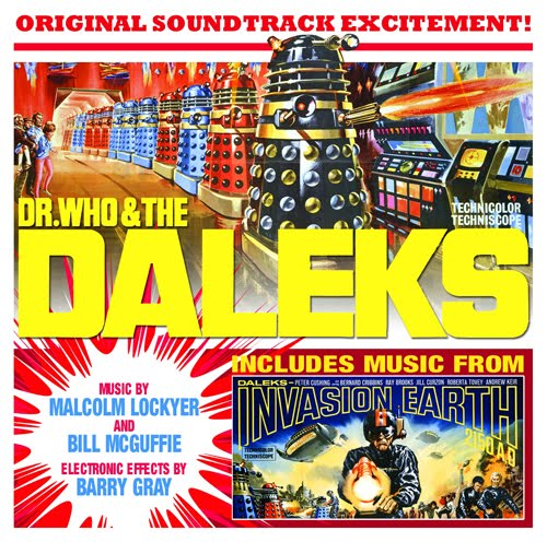 Doctor Who - Daleks Invasion Earth 2150AD (1966 Movie) [DVD (PAL) TRBLE]