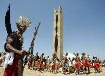 Indígenas Reclaman Tierras en Brasil