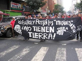 Amnistía Internacional dice que indígenas colombianos corren riesgo de desaparecer