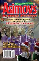 cover of Asimov's December 2007