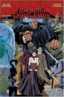 cover of League of Extraordinary Gentlemen, Volume 2