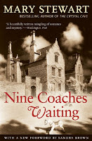 cover of 'Nine Coaches Waiting'