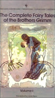 cover of 'The Complete Fairy Tales of the Brothers Grimm'