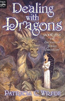 cover of 'Dealing with Dragons'