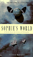 cover of 'Sophie's World'