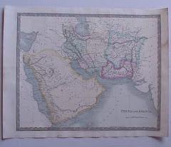 عام 1831م خريطة بلوشستان المستقلة