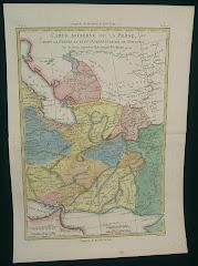 عام  1881م خريطة بلوشستان