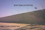 جدار الفصل العنصري بين بلوشستان الغربية و الشرقية