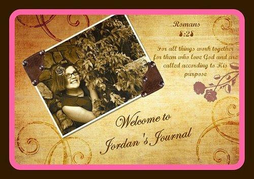 Jordan's Journal