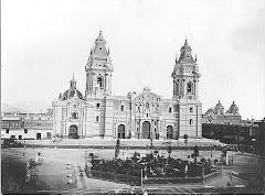 Catedral de Lima 1898