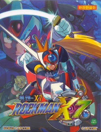 Download Megaman x7