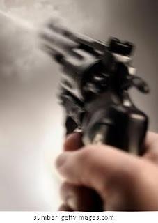 Mahasiswa STKIP Garut tewas tertembak
