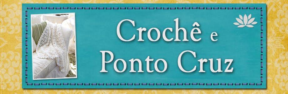 Crochê e Ponto Cruz